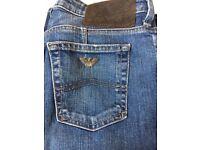 ARMANI Ladies Jeans 100% Authentic