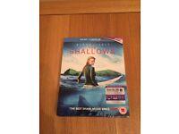 Blueray DVD The Shallows