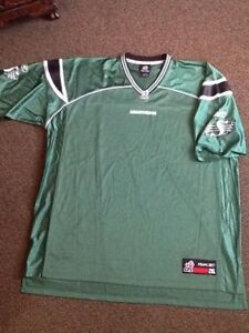 Saskatchewan Roughriders CFL jersey adult XXL.