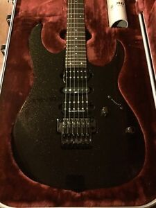 Ibanez Prestige RG1570 with OHSC **Cash or Trade**