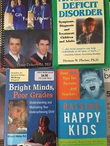 Books for children with ADHD/ADD
