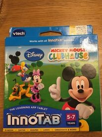 Vtech Innotab Mickey Mouse BRAND NEW UNOPENED