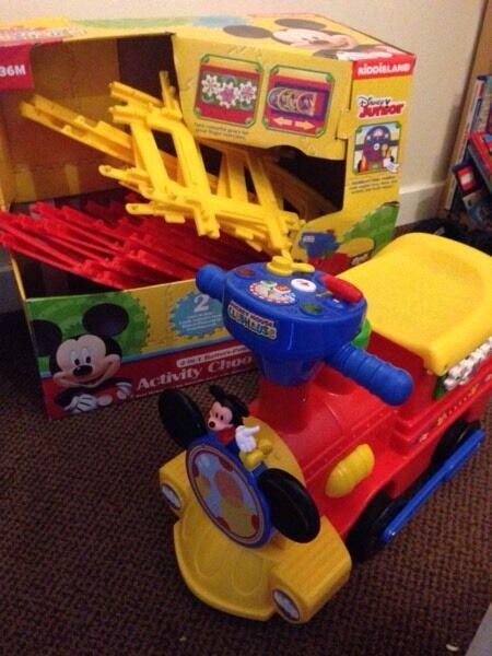 Disney Mickey Mouse Clubhouse Choo Choo Train In Buckie Moray