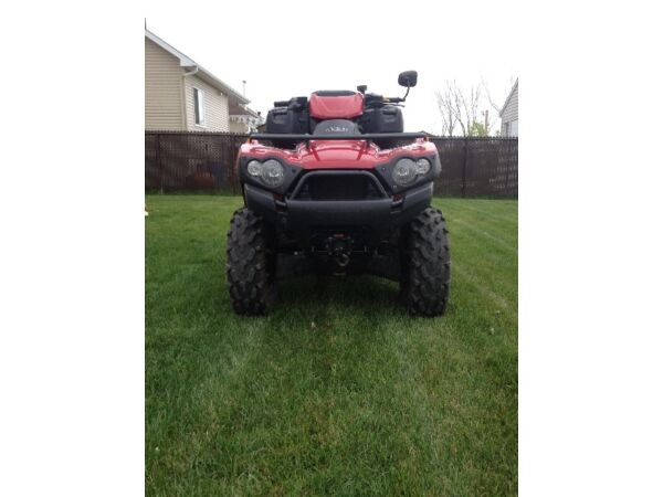 Used 2006 Kawasaki Kvf Brute force 750