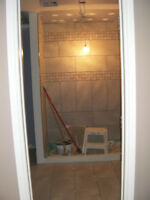 Home Reno's and Handyman Work