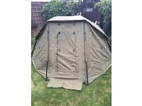 JRC STEALTH BROLLY / BIVVY **REDUCED TO SELL NO OFFERS**