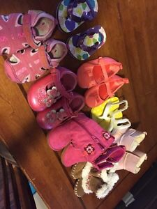 Toddler girls size 4 and 5 lots