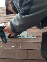 WINTER PROOF YOUR ROOF / SMALL REPAIRS