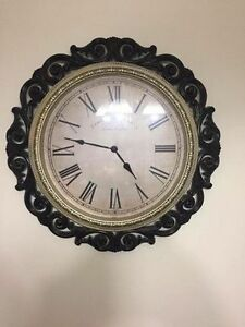 Elegant Wall Clock **Like New**