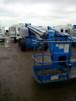 For rent genie s65 man lift