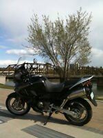 2008 Honda Varadero XLV1000 Adventure Bike