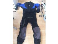 Dry suit £200