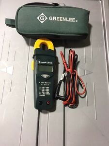 Greenlee CMT-80 Electrical Tester