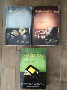 Bared to You by Sylvia Day series