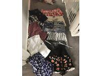 Ladies shorts bundle