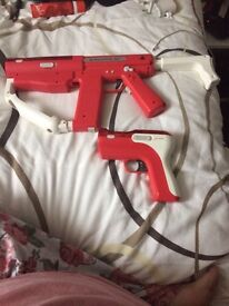 Guns for PS3