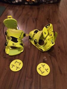 Flow Quattro bindings