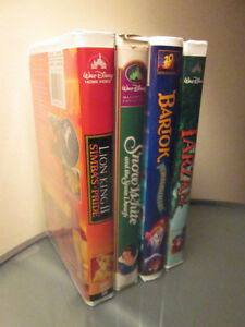 VHS Disney Movies Kitchener / Waterloo Kitchener Area image 1
