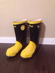 CSA Steel Toe Rubber Boots