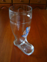 Steam Whistle Beer Boot