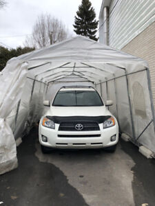moving sale: car shelter, high quality low price, must go!!!