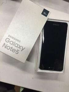 Samsung Galaxy note 5 Brand new for sale