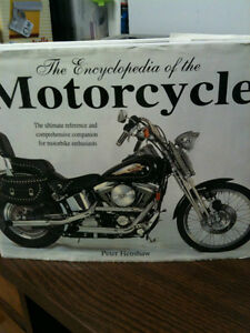 Motorcycle-by-Peter-Henshaw-1999-Hardcover father's day present