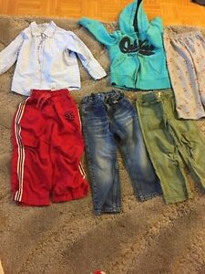 4T clothes lot