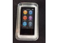 BRAND NEW iPod Nano 7th Gen 16GB Black