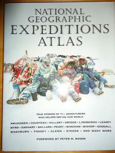 National Geographic Expeditions Atlas West Island Greater Montréal image 1