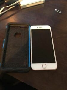16g Iphone 6s + Case + Charger