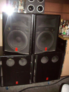 Great Fender Sound System