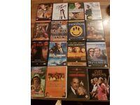 Job lot of 16 DVDS