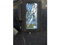 Cable fault locator with case