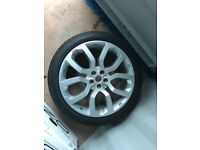 Range Rover sport 22 inch alloy style 6