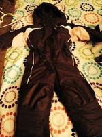 SIZE 4 ONE PIECE SNOWSUIT