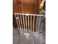 Baby/toddler safety gate