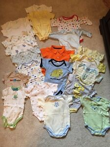 Baby boy clothes 0-3 & 3-6 months