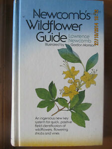 NATURE BOOKS: Wildflowers, and Birds