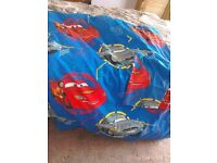 Junior bed set. Cars