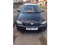 Vauxhall Astra 1.7 Black Diesel