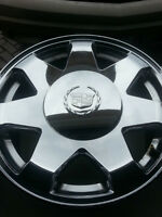 "Cadillac Escalade 17"" Factory/OEM Chrome Wheels/Rims"