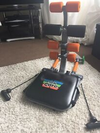 Total Core Exercise Machine