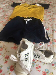 18months Nike set with stride shoes for 5