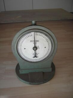 image vintage salter post office scales bellevue hill post office