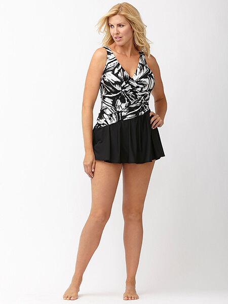 Lane Bryant Miraclesuit Plus Size Swimsuit