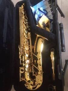 *MINT CONDITION* Yamaha Gold Alto Saxophone Richmond West Torrens Area Preview