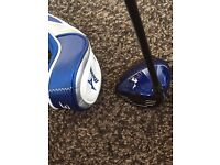 Mizuno JPX 850 3 wood upgrade Stiff shaft