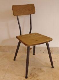 Retro Industrial Chair