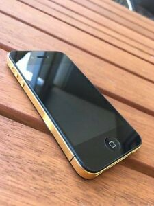 Apple iPhone 4S *Gold Plated 24CT* Custom Limited Edition Surry Hills Inner Sydney Preview
